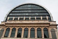 Free Lyon Opera House Royalty Free Stock Photography - 14944587