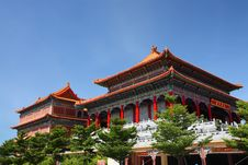 Free Chinese Traditional Temple Stock Photos - 14945283