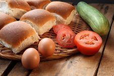 Free Bread Stock Photo - 14945440