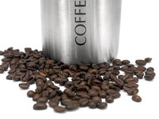 Free Coffee Beans Royalty Free Stock Photography - 14945697