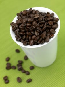 Free Coffee Beans Stock Photos - 14945723