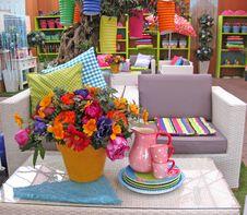 Free Colorful Interior Stock Photos - 14946153