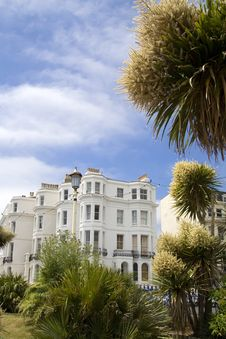 Free Seaside Hotel Stock Image - 14946201
