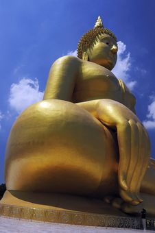 Free Big Buddha In Thailand Stock Photos - 14946373