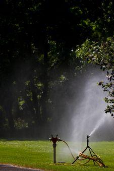 Free Sprinkler Stock Image - 14946511