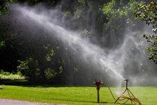 Free Sprinkler Stock Image - 14946541