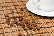 Free Coffee Beans Royalty Free Stock Images - 14946979