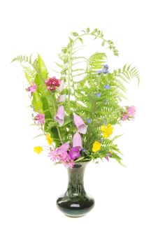 Free Arrangement Of Wild Flowers Royalty Free Stock Images - 14947219