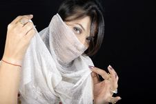 Free Arabian Girl Royalty Free Stock Photo - 14947885