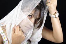 Free Arabian Girl Royalty Free Stock Images - 14947979