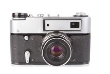 Free Old Film Camera Stock Image - 14948201