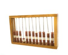 Free Old Wooden Abacus Stock Photo - 14948360