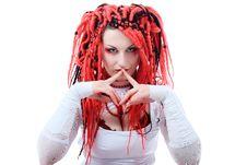 Free Vivid Girl Stock Photos - 14948923