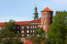 Free Wawel Royalty Free Stock Image - 14949466