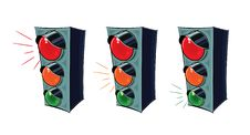 Free Traffic Light Royalty Free Stock Image - 14949546
