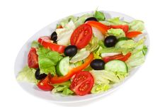 Free Salad With Vegetables Stock Photo - 14949630