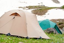Free Tents Stock Photography - 14949672