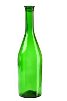 Free Open Empty Wine Bottle Stock Images - 14949994