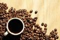 Free Black Coffee Stock Photos - 14952703