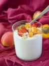 Free Yogurt Royalty Free Stock Image - 14953536