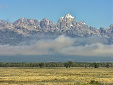 Free Grand Teton National Park, Wyoming Royalty Free Stock Photography - 14950357
