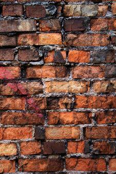 Free Wall  Brick  Clay Stock Photo - 14950740