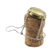 Free Cork From Champagne Stock Photography - 14950852