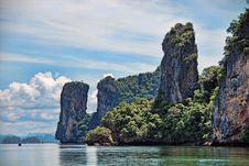Free Thailand Island, Summer 2007 Royalty Free Stock Photo - 14951335