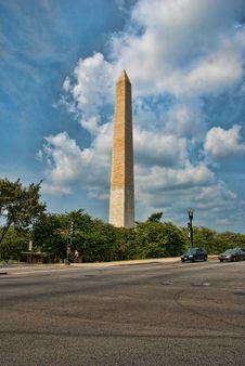 Free Washington Monument Royalty Free Stock Photography - 14951597
