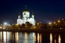 Free Christ The Savior In Moscow Stock Image - 14951941