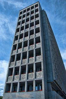 Oslo Architecture, Norway Stock Photography