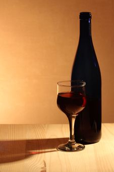 Free Red Wine Royalty Free Stock Photography - 14952737