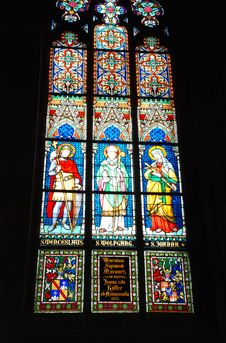Free Stained Glass Royalty Free Stock Images - 14953319