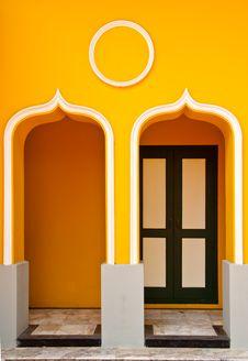 Free Twin Door Royalty Free Stock Photos - 14953888