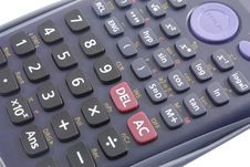 Free Calculator Keyboard Stock Images - 14954694