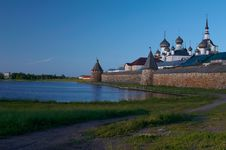 Free Towers Of Solovetsky Monastery Stock Images - 14954764