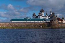 Free Solovetsky Monastery Stock Image - 14954951