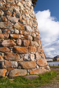 Free Towers Of Solovetsky Monastery Stock Photography - 14955022
