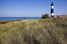 Free Big Sable Point Lighthouse Stock Photos - 14955723