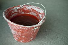 Free Bricklayer Bucket Stock Images - 14957024