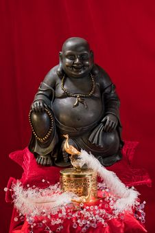 Free Budda Royalty Free Stock Image - 14957116