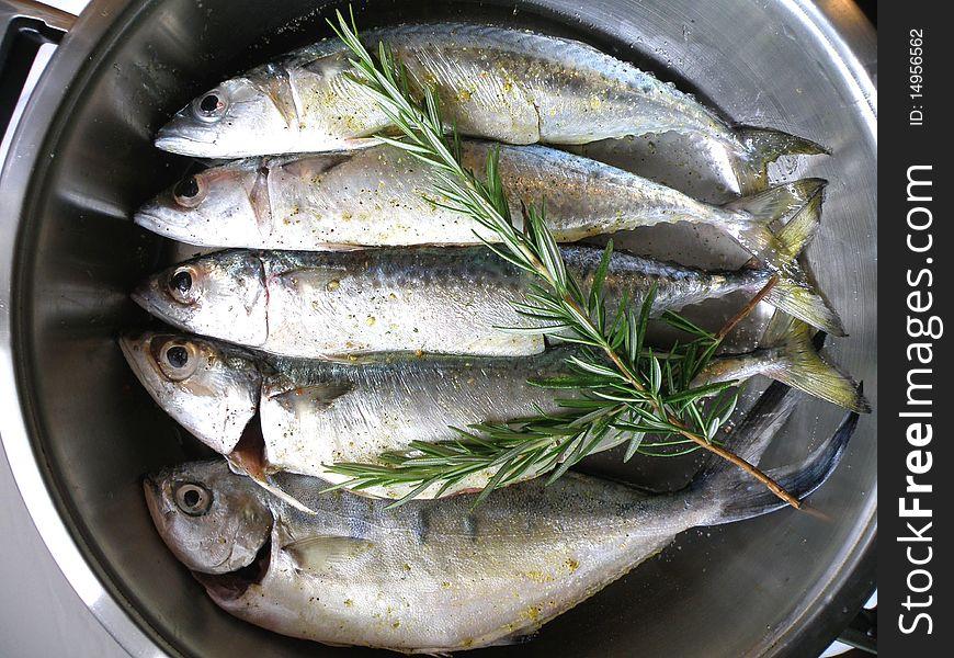 Fish in the marinade II