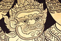 Free Thai Mural Royalty Free Stock Image - 14960176
