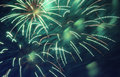 Free Firesworks In New York Stock Image - 14965331