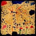 Free Scene Of The Tree, Naive Art. Royalty Free Stock Image - 14968956
