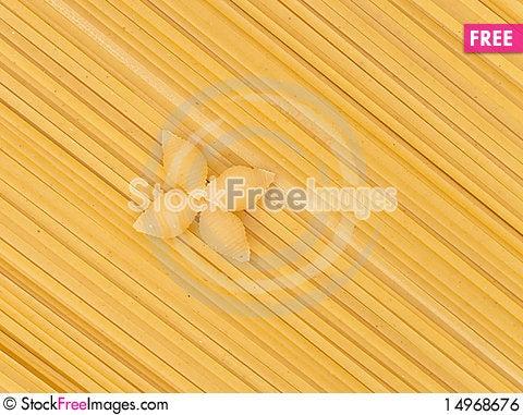 Free Pasta Shells Royalty Free Stock Image - 14968676