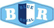 Free Blue Royal Patch Stock Photo - 14960710