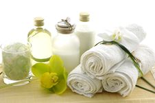 Free Spa Still Life Stock Images - 14961024