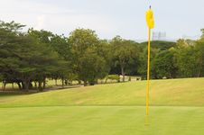 Free Golf Course Stock Image - 14962821
