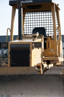Free Bulldozer Stock Photo - 14963300